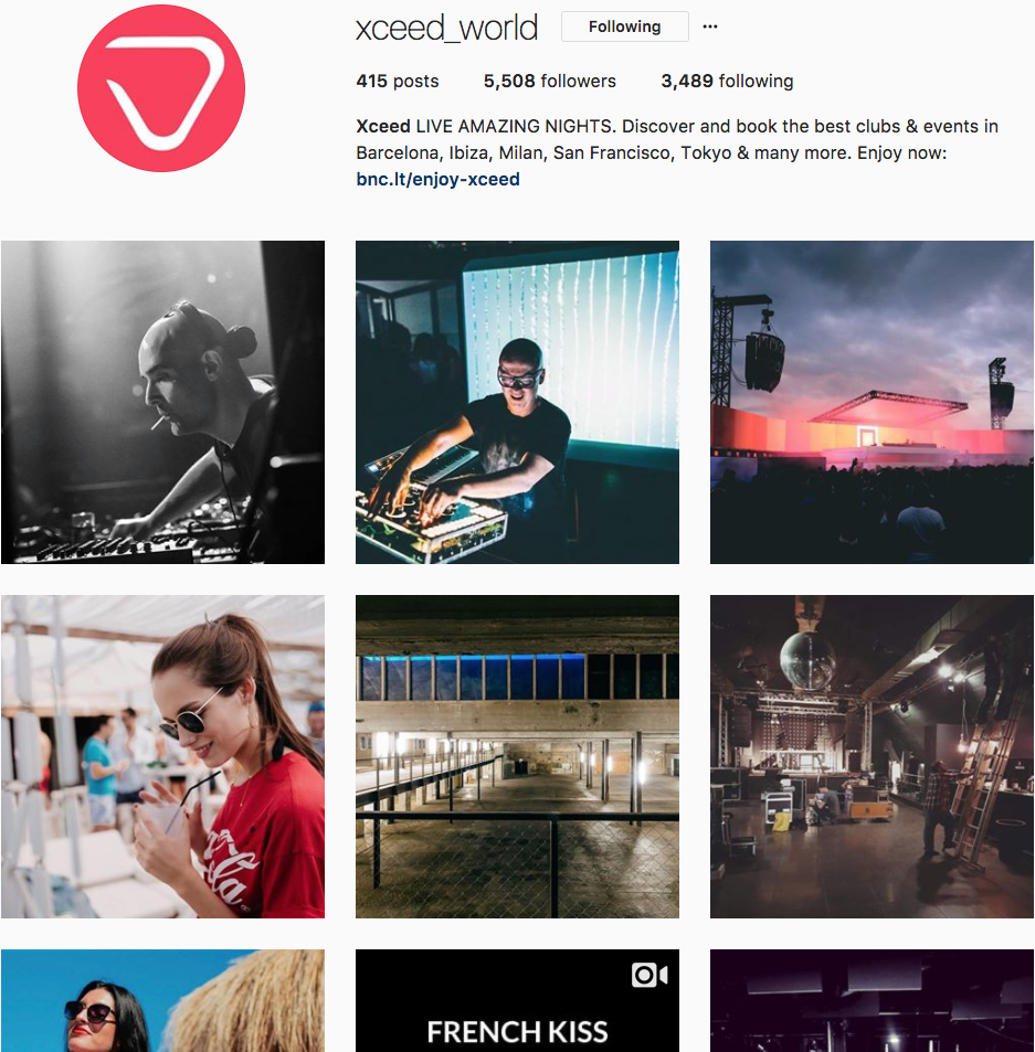 @Xceed_World Instagram Feed