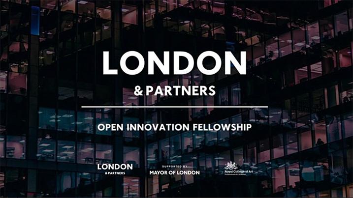 London Partners Open Innovation Challenge Event
