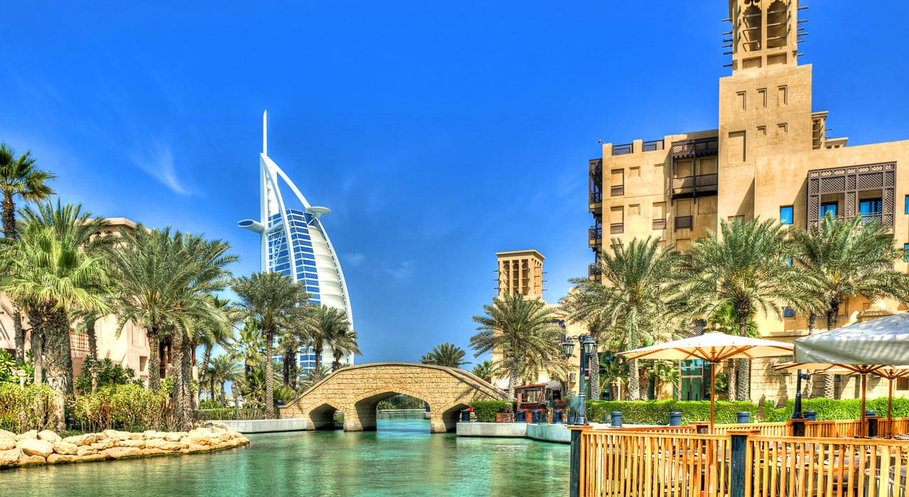 Tourism in the UAE is relying on a message of safety following the covid pandemic